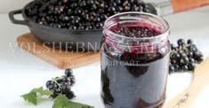 Жареное варенье из черной смородины