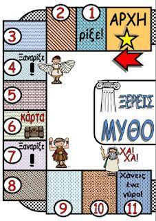 Greek Mythology, Ancient Greece, Art For Kids, Teaching, Education, History, School, Blog, Crafts