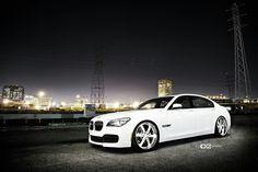 My dream car BMW 750 LI