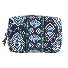 Check out the deal on Large Cosmetic Case in Ink Blue at The Paper Store.  Rachel Hinchey · Vera Bradley Ink Blue ab641c904a