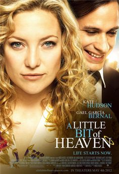 A Little Bit of Heaven Trailer starring Kate Hudson and Gael Garcia Bernal