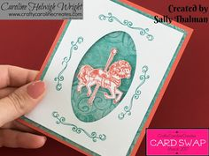 CraftyCarolineCreates: Inspirational Card Swap Showcase, Episode 7