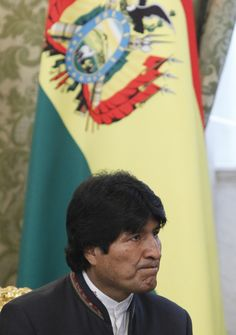 Evo Morales, Bolivia President, Leaves Europe After Flight Delayed Over Snowden Suspicions