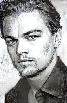Pencil Sketch Portrait, Portrait Sketches, Art Drawings Sketches, Portrait Art, Cool Pencil Drawings, Realistic Drawings, Wolverine Art, Celebrity Drawings, Human Art