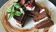 Tort Pavlova cu mascarpone şi fructe de pădure Pavlova, Desserts, Recipes, Mascarpone, Tailgate Desserts, Deserts, Postres, Dessert