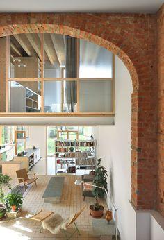 Lambrechts & DHollander . House refurbishmen . Ghent afasia (20)