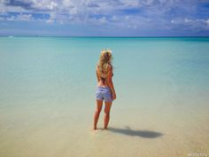 Carribean sea in Aruba island / Путешествия, Аруба, Карибское море блог о путешествиях http://ekspat.ru/