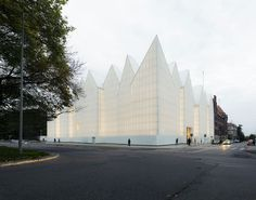 Estudio Barozzi Veiga . philharmonic Hall Szczecin