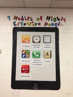 7 habits bulletin board ideas school - Bing Images