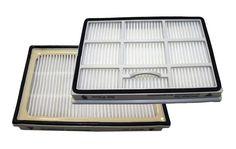 Exhaust Filter for Kenmore/Panasonic Vacuums, Part Nos. AC38KDRZ000, KC38KDRDZ000