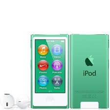 ipod nano green - Google Search