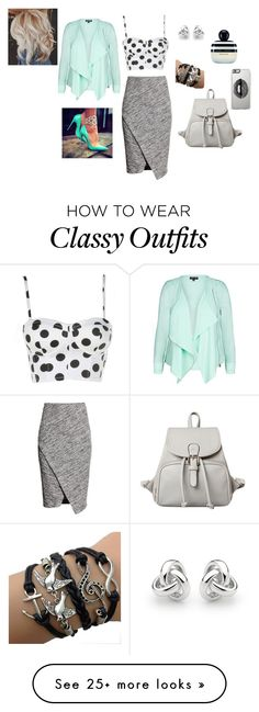 """Untitled #257"" by swirthi on Polyvore featuring H&M, City Chic, Georgini, Marc Jacobs and Lipsy"