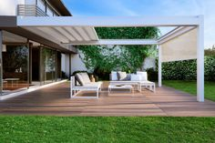 Which Pergola Awning Model is right for your business or home? Check out our full comparison chart of pergola awning models from Sunair. Pergola Attached To House, Pergola With Roof, Covered Pergola, Patio Roof, Awning Roof, Deck Awnings, Corner Pergola, Backyard Patio, Diy Pergola