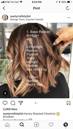 26 Incredible Purple Hair Color Ideas Trending in 2019 - Style My Hairs Hair Styles 2016, Short Hair Styles, Hair Color Formulas, Redken Color Formulas, Redken Hair Products, Short Thin Hair, Straight Hair, Hair Color Techniques, Haircut And Color