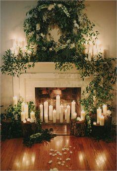 Natural Embrace Wedding