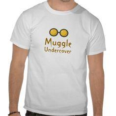 Muggle Undercover