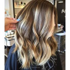 Honey bear beige brunette. Color by @hairbyamberjoy #hair #hairenvy #haircolor #hairstyles #brunette #balayage #highlights #newandnow #inspiration #maneinterest