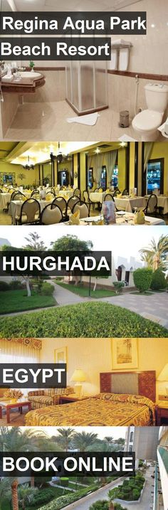 Hotel Regina Aqua Park Beach Resort in Hurghada, Egypt. For more information, photos, reviews and best prices please follow the link. #Egypt #Hurghada #travel #vacation #hotel
