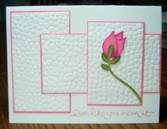 IC325 My Rose by jandjccc - Cards and Paper Crafts at Splitcoaststampers