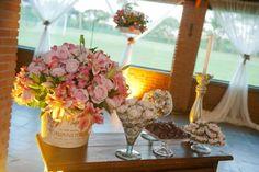 casamento de dia rosa