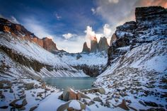 chile news, noticias chile.  Torres del Paine to Become the Eighth Wonder of the World? Your vote can get Chile's main attraction to the top of the list