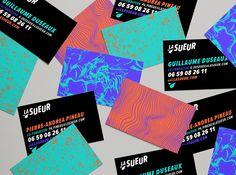 LA SUEUR - French digital sport media on Behance