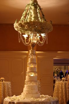 Hardscrabble Country Club Wedding Design:  Details Weddings & Events Flowers:  Expressions! Floral Cake:  Shelby Lynn's
