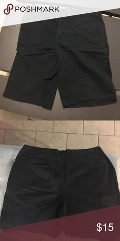 American Eagle Outfitters dark blue men shorts American Eagle Outfitters dark blue men cotton shorts American Eagle Outfitters Shorts
