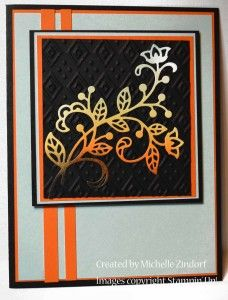 Positive and Negative – Stampin' Up! Cards #stampinupflourishingphrases