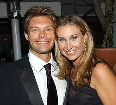 """Ryan Seacrest's younger sister, Meredith, asked him to be her """"man of honor"""" at her wedding -- read the cute request (it rhymes! Man Of Honour, Ryan Seacrest, Celebrity News, Sisters, Dads, Hilarious, Celebrities, Cute, Wedding"""
