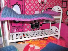 Barbie+Doll+House+Bunk+Beds+-+Updated+by+csj2k.