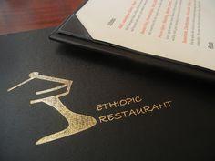 ethiopic restaurant menu - Google Search