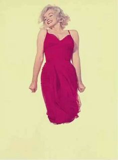 Marilyn by Philippe Halsman, Marilyn Monroe, Philippe Halsman, Rare Images, Norma Jeane, Strong Women, American Actress, Lady In Red, Pink Dress, Glamour