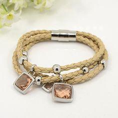 PandaHall Jewelry—Trendy Charms Bracelets with Pendants   PandaHall Beads Jewelry Blog
