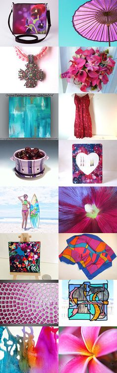Summer Ocean Sunsets by Carla on Etsy--Pinned with TreasuryPin.com