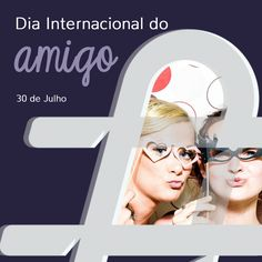 Hoje comemora-se o Dia Internacional do Amigo. Celebre este dia da melhor forma: junte os seus amigos e assinalem juntos quais os melhores momentos da vossa amizade! 😊🤗😄 #DiaInternacionaldoAmigo #Amizade #SundayFunday