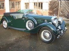 Bentley 4.25 litre Tourer 1937