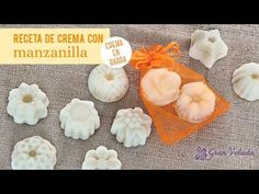 Crema de manzanilla - YouTube