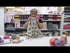 Tapete em crochê com Vitoria Quintal e Dália com Zilda Mateus | Vitrine do artesanato na TV - YouTube