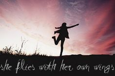 This is the quote I want for my next tattoo... but in Latin! Inspirational Quotes For Girl | Life Quotes and Phrases