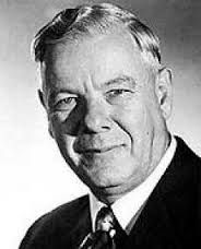 H. F. Verwoerd. The architect of Apartheid.