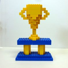 Custom Medium Trophy