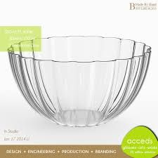 Resultado de imagen para tazones vidrio