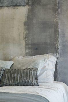 Loma-asuntomessut Kalajoella: Kotitalo Tähkä, Mr Perswall-kuvatapetti Concrete Captivated