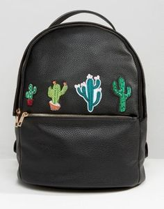 Liquorish Cactus Patch Backpack