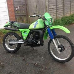 eBay: kawasaki kdx250 1981 mono shock classic 2 stroke. #motorcycles #biker
