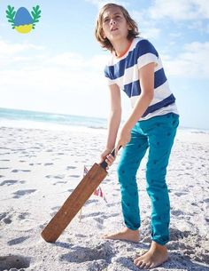 Yes! Easter egg seen on mini boden boys patterned chinos :)