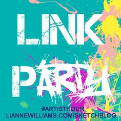 Link Party! Every Wednesday at 9pm GMT for a week in collaboration with #artisthour on Twitter. Art and Illustration link party #linkyparty aimed at art, illustration, design, home, fashion, creative writing and anything along those lines.