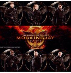 The Mockingjay Poster!!!!