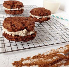 Healthy Cookie Recipes, Healthy Cookies, Healthy Baking, Pie Recipes, Sweet Recipes, Healthy Snacks, Cooking Recipes, My Pie, Fudge